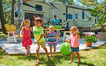 Resort RV SItes