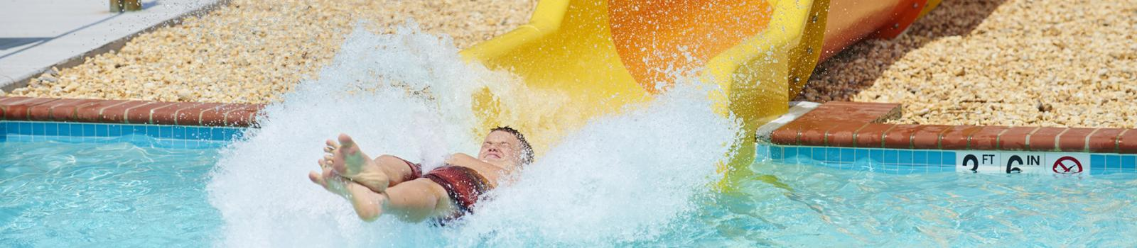 Maui Jack's Waterpark Slides