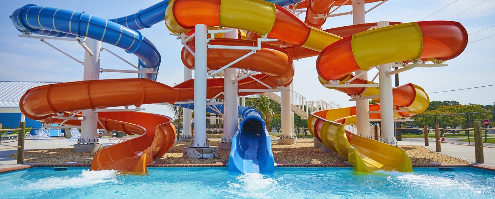 Maui Jack's Waterpark, Chincoteague Island