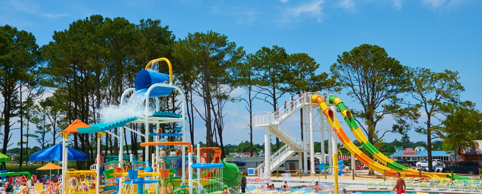 Maui Jack's Waterpark | Chincoteague Island, Virginia